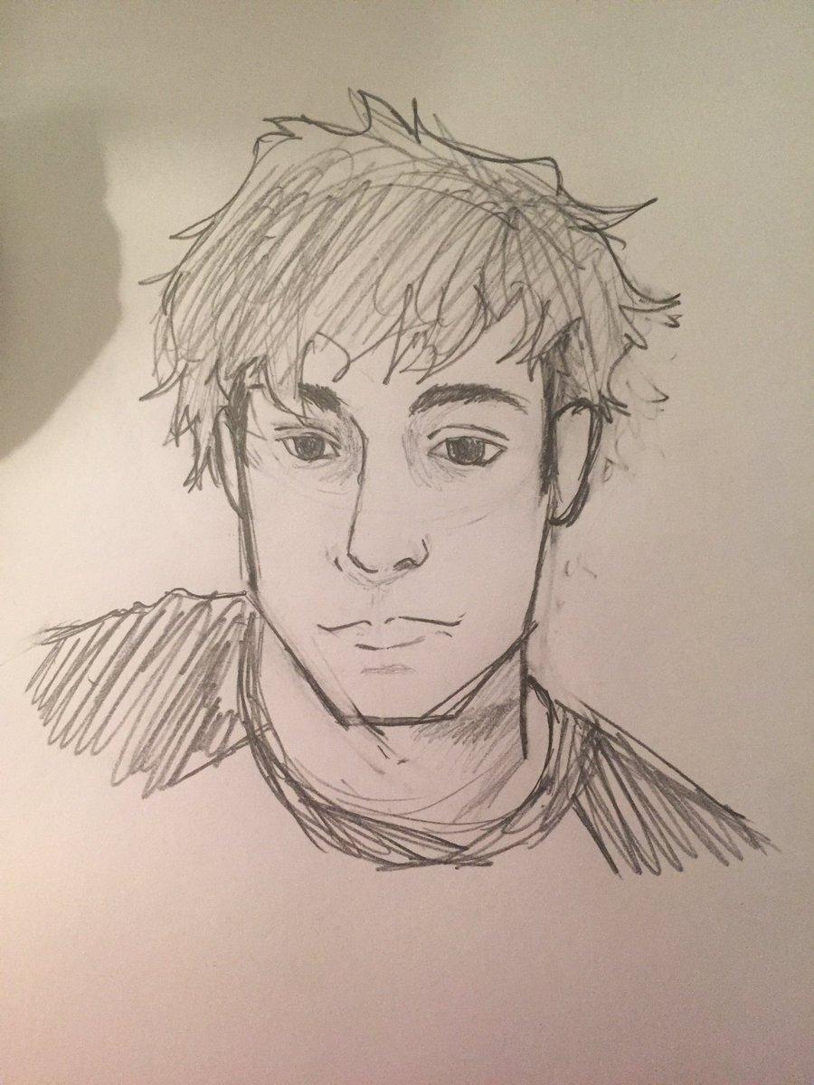 Oh also I drew soemthing for #eeftober