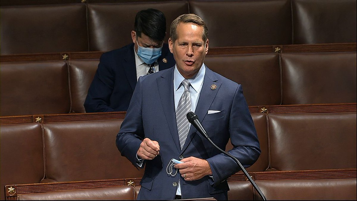 """""""I'll keep reaching across the aisle to find common ground, but I will never compromise on protecting the health of Orange County families."""" ~ Harley Rouda  #CA48  #Elections2020    #Health 7/17"""