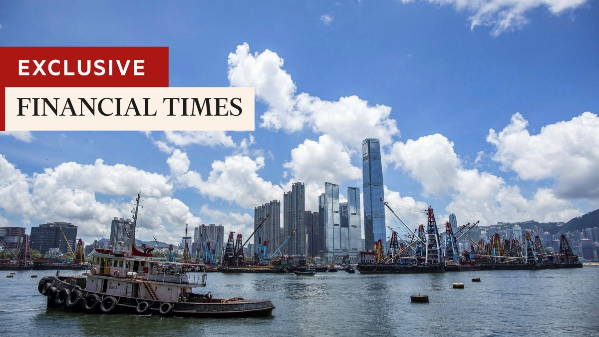 FT Exclusive: Banks in Hong Kong have been advised to report any transactions suspected of violating a national security law to police https://t.co/Oxix2OG7aH https://t.co/Dp6mRBiyR8