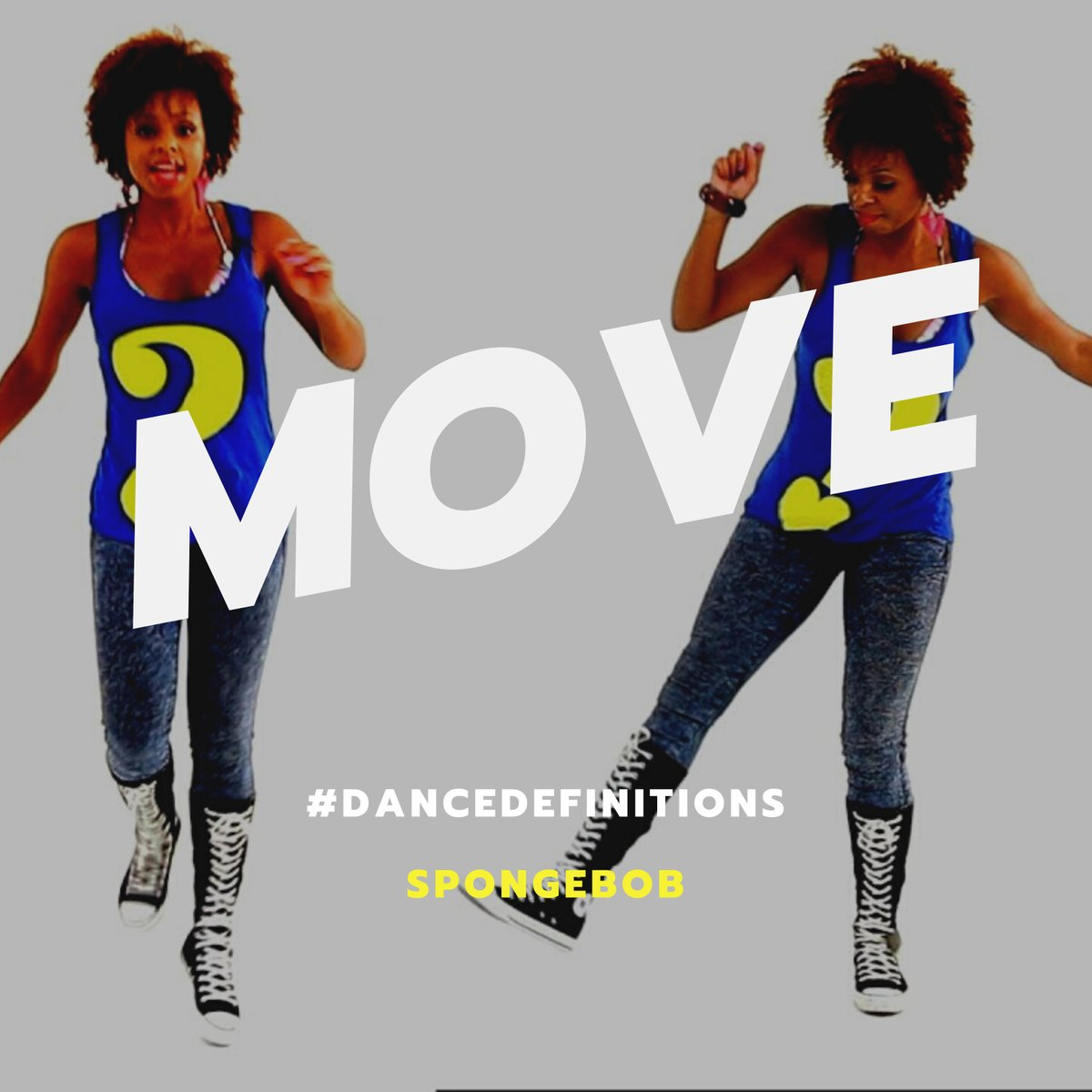 Our next #DanceDefinition is The Spongebob. Despite the name, the spongebob dance is not related to the character SpongeBob SquarePants.   Watch the tutorial on how to do this dance move here:  https://t.co/eZBvCT59Qf  #MoveDanceCompany #Dance #Dancing #Dancer  #Modern #Hiphop https://t.co/TYgWDBCH2T