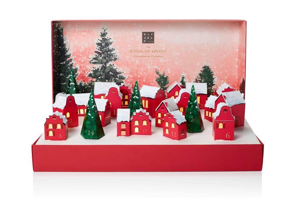 #Vimeoで「The Ritual of Advent 3D Calendar - Product detail block」を見る。  リチュアルのクリスマスアドベント3Dカード、ミニチュア好きにはたまらない。欲しすぎる。