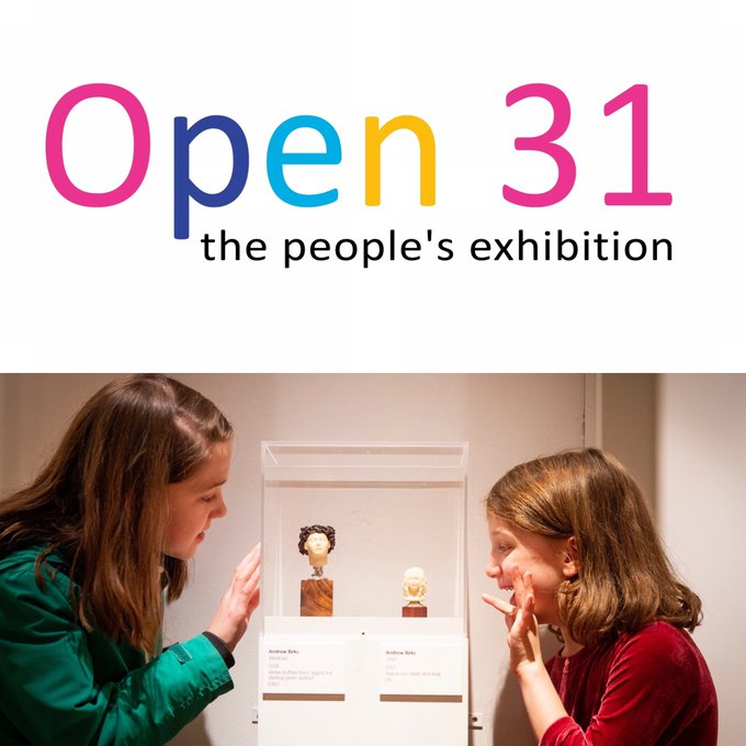 RT @leicestermuseum: Call for entries! Join the #open31 exhibition by entering your painting, prints, photography and craft from artists aged 5+ from across the #eastmidlands region. Deadline this Sunday 25 October! https://t.co/KGP80uLmxV