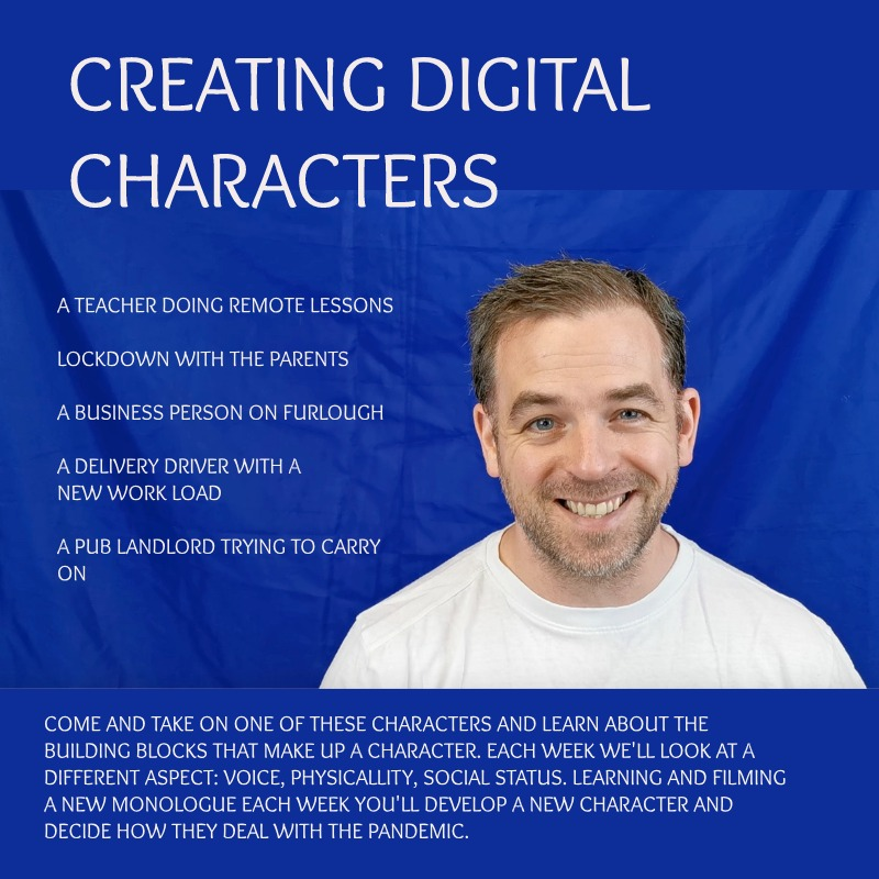 Join our Drama tutor, John, for a fun-filled online short course learning how to build convincing characters. 😀  No experience needed! For adults 19+  Apply today: https://t.co/4Fek2Yrl4N   #Drama #Course #Cambridge #Virtual #Online #OnlineCourse #Fenland #Wisbech #Creative https://t.co/XJdylGfauY