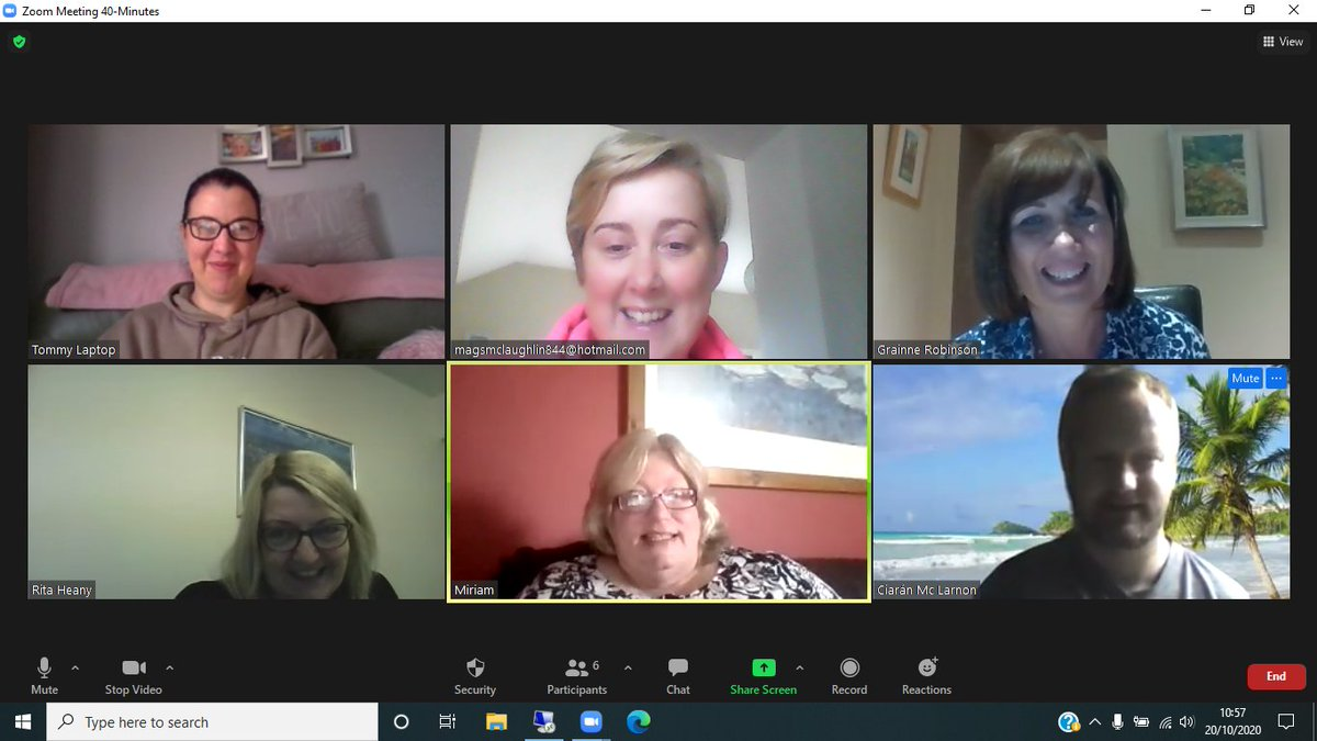 Making plans for delivering a wonderful programme to our senior residents across all schemes, COVID recovery ideas for supporting tenants supported by @TNLComFundNI  #Seniors @GrainneHabinteg @Ciaran028 @MiriamW16907689 @debwooderson @WayLaurene https://t.co/mLEUBMUV0d