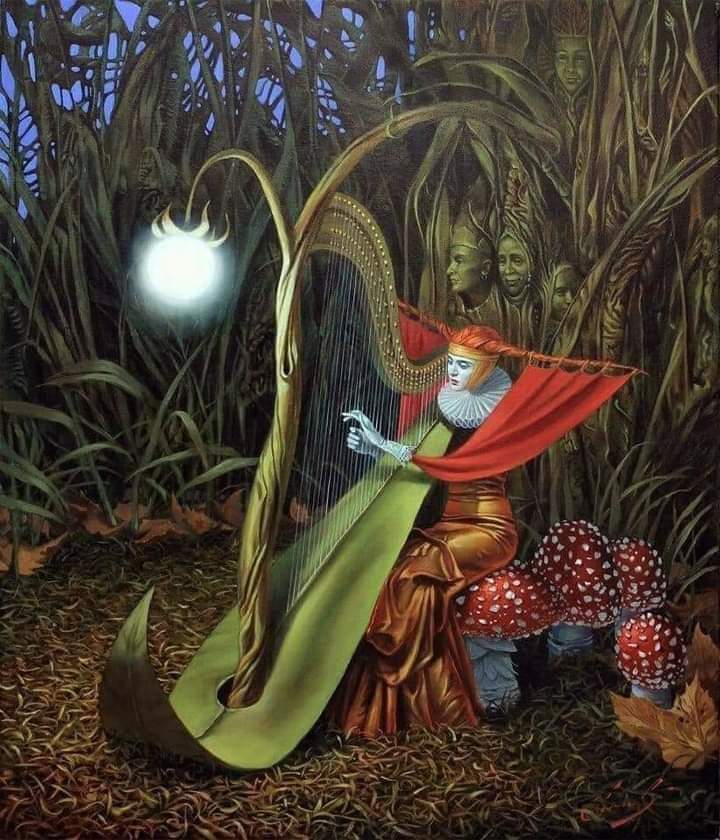 Michael Cheval #art #artist #ArtistOnTwitter #painting #visualart https://t.co/RdECDGFRKa