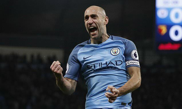 [Jack Gaughan] Manchester City are open to Pablo Zabaleta returning to the club following his retirement last week. City would welcome the Argentine back should he decide to pursue a career in the game beyond playing. via /r/soccer https://t.co/sGEEjr0Ufx #soccer #football https://t.co/XZnA4RbxvI