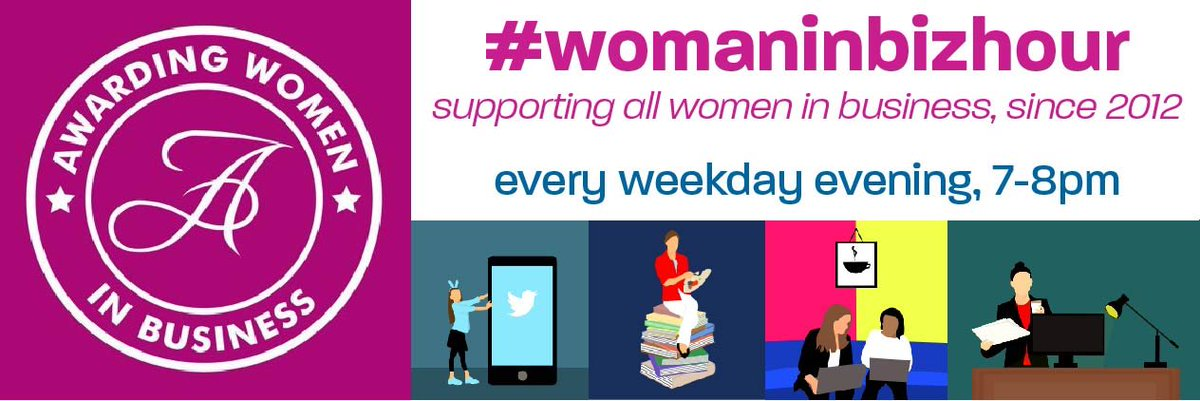 Just a reminder about tonite's #womaninbizhour We are here at 7pm to see and hear about your wonderful products and services! Looking forward to chatting later! #supportingothers #TuesdayMotivation https://t.co/dxNZuXN117