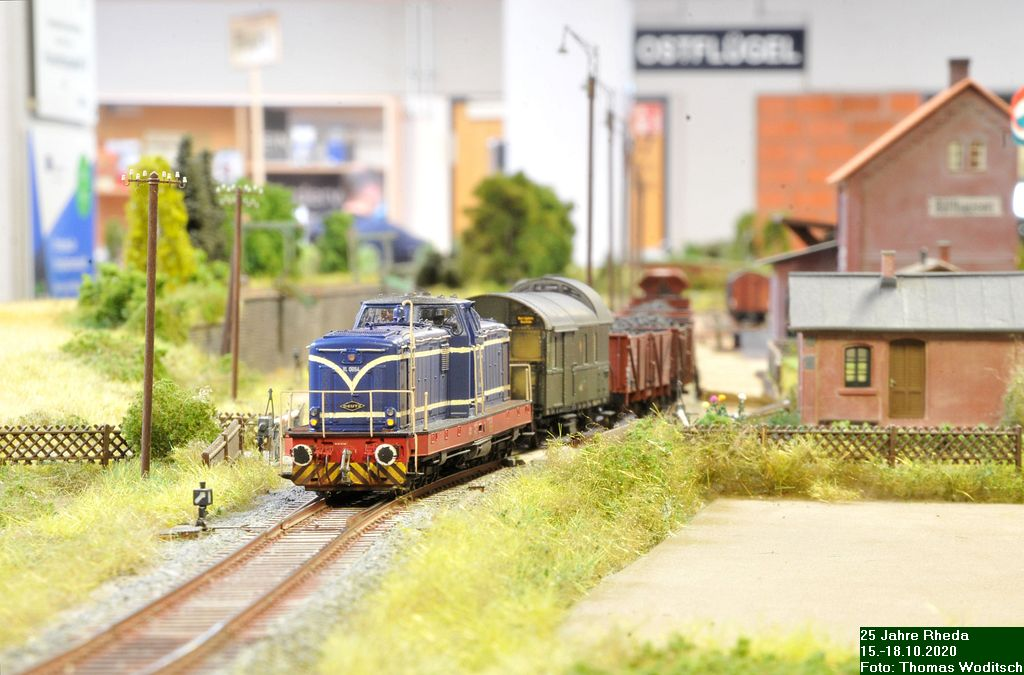 Modeltreinhobby photo