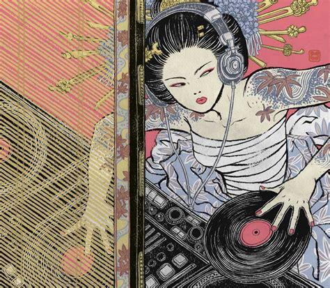 This is my type of geisha tbh. 🔥🐉🐲@diceshades252 👀  #Geisha #AsainHipHop #Lofi #lofimusic #LofiHipHop #lofigirl #producerlife #lofiproducer #AsianRap #NewMusicSoon #Beats #BeatStars #LofiArt @BotLofi #JapaneseHipHop #HipHopArt #JapaneseRap 🎶🆕💱💽🀄️‼️ https://t.co/98hS7Tcpc3