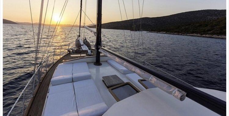 Carian Coast aboard Classic Mediterranean Private Yacht Charter Karia Gulet  https://t.co/1QGcBj8Q7H   #yachtcharter #guletcharter #guletcruise #gulet #bodrum #bodrumbodrum #bodrumdayasam #bodrumturkey #bodrumda #bodrumlife #bodrumgulets #bluecruise #bluevoyage https://t.co/4Fdp6R7hrw