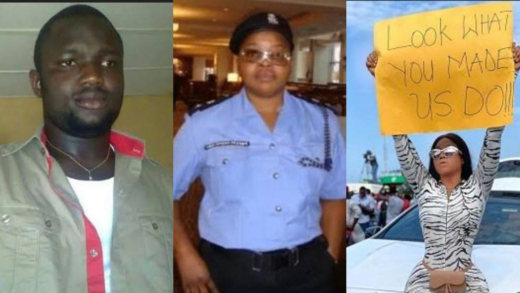 Real reason Lilian Afegbai's Mother, Carol allegedly killed the UNIBEN student (Video) #EndPoliceBrutalityinNigeraNOW, #SideWithNigeria - https://t.co/1klcvI4Fpl https://t.co/AmJDjohEt0