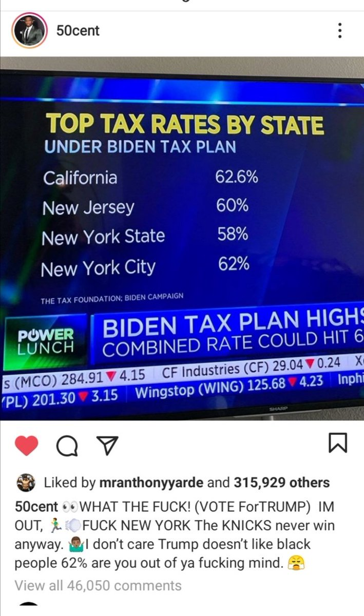You see this is crazy what on earth is Joe on? This is why people need to check out policies and stop thinking you have to personally like the candidates personality. Real go getters we make deals and do business with people we make not get on with as the cheques cut correctly.💰 https://t.co/V07nNydLiU