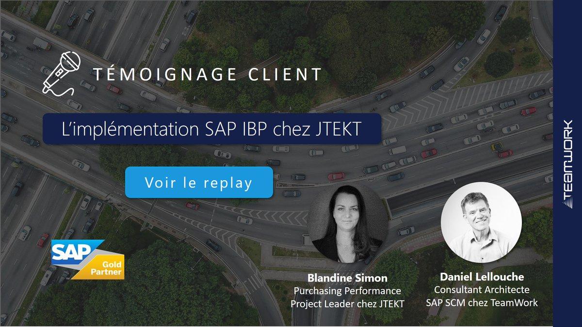 Image for the Tweet beginning: ▶ Témoignage client : Découvrez