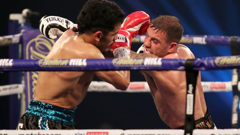 Lewis Ritson gets the decision over Miguel Vazquez but the performance of judge Terry O'Connor must be investigated https://t.co/5BfR8iXUuw https://t.co/o3iN1rwdl6
