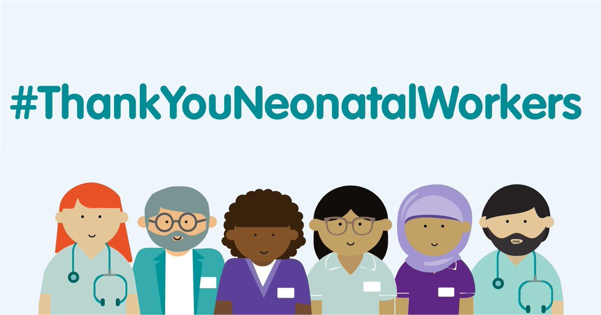 How do you appreciate the work of neonatal workers? Join us today in saying thank you to all the hardworking neonatal staff by sharing your story with #ThankYouNeonatalWorkers https://t.co/peMQPgVOjt
