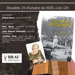 Image for the Tweet beginning: Dissabte 24 d'octubre, a les