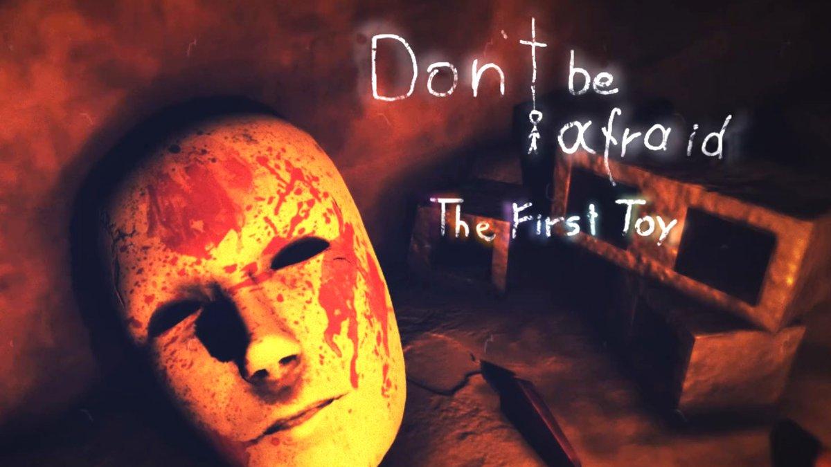 仕掛けがガチ怖!サイコな人形マニアから逃げ切るホラーゲーム【Don't be afraid The First Toy】【実況】   動画→https://t.co/nJXo0sMIk1   「スイート776」でも思ったんだけど心理的な隙をついて怖がらせてくるゲームは本当に怖いょ_(:3」∠)_  #Dontbeafraid #ホラー https://t.co/slnFnlt340
