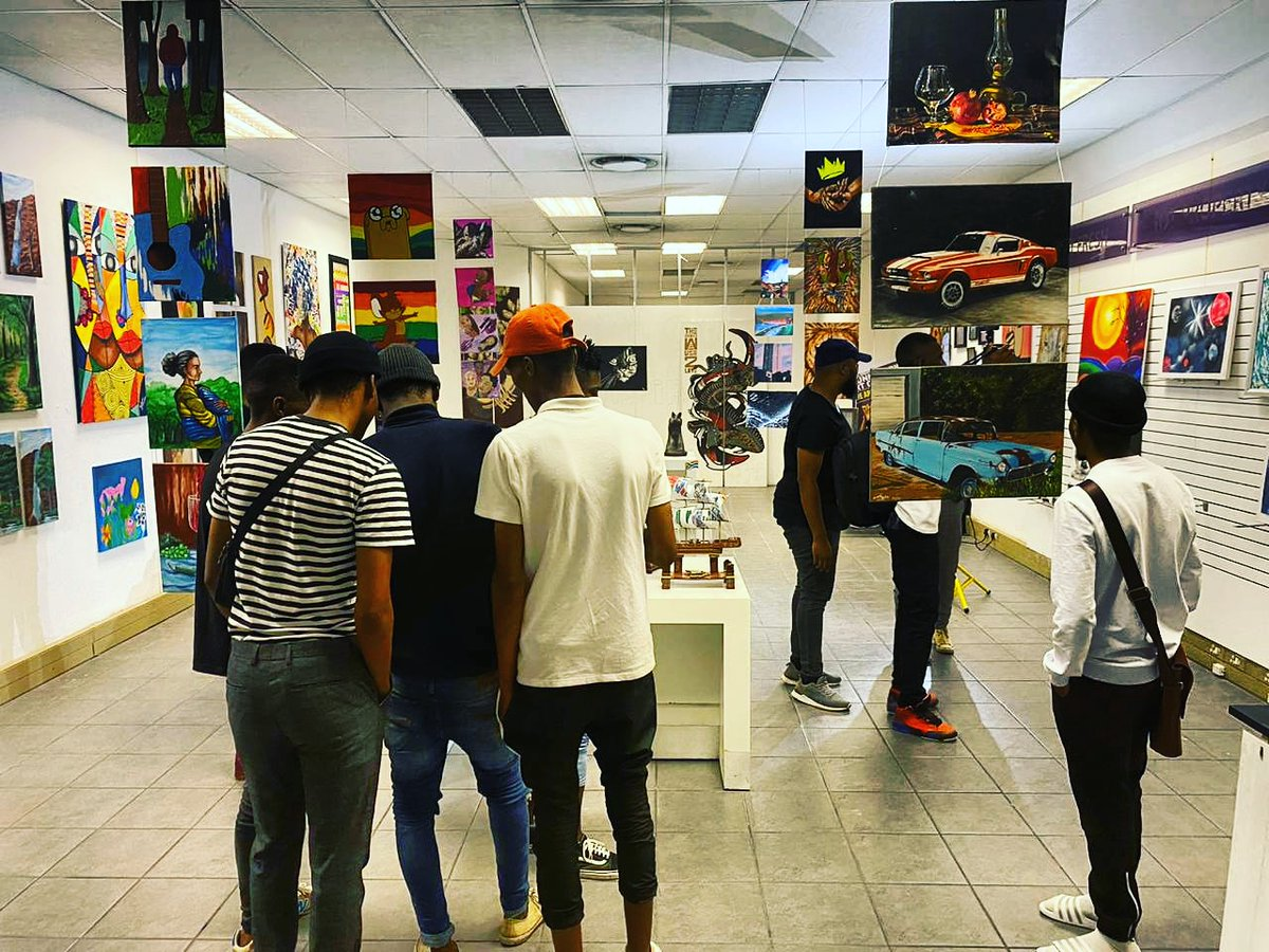 House Of Art, Art Gallery Located In Pretoria, @sunnyparkcentre  Your Visit Would be Highly appreciate. @artsketcher_sa  #tshepoartandprojects #artgallery #art #artwork #artistsoninstagram #artoftheday #arts #artgalleries #artgalleryonline #artclass #artlessons https://t.co/k1cpJz8zdN