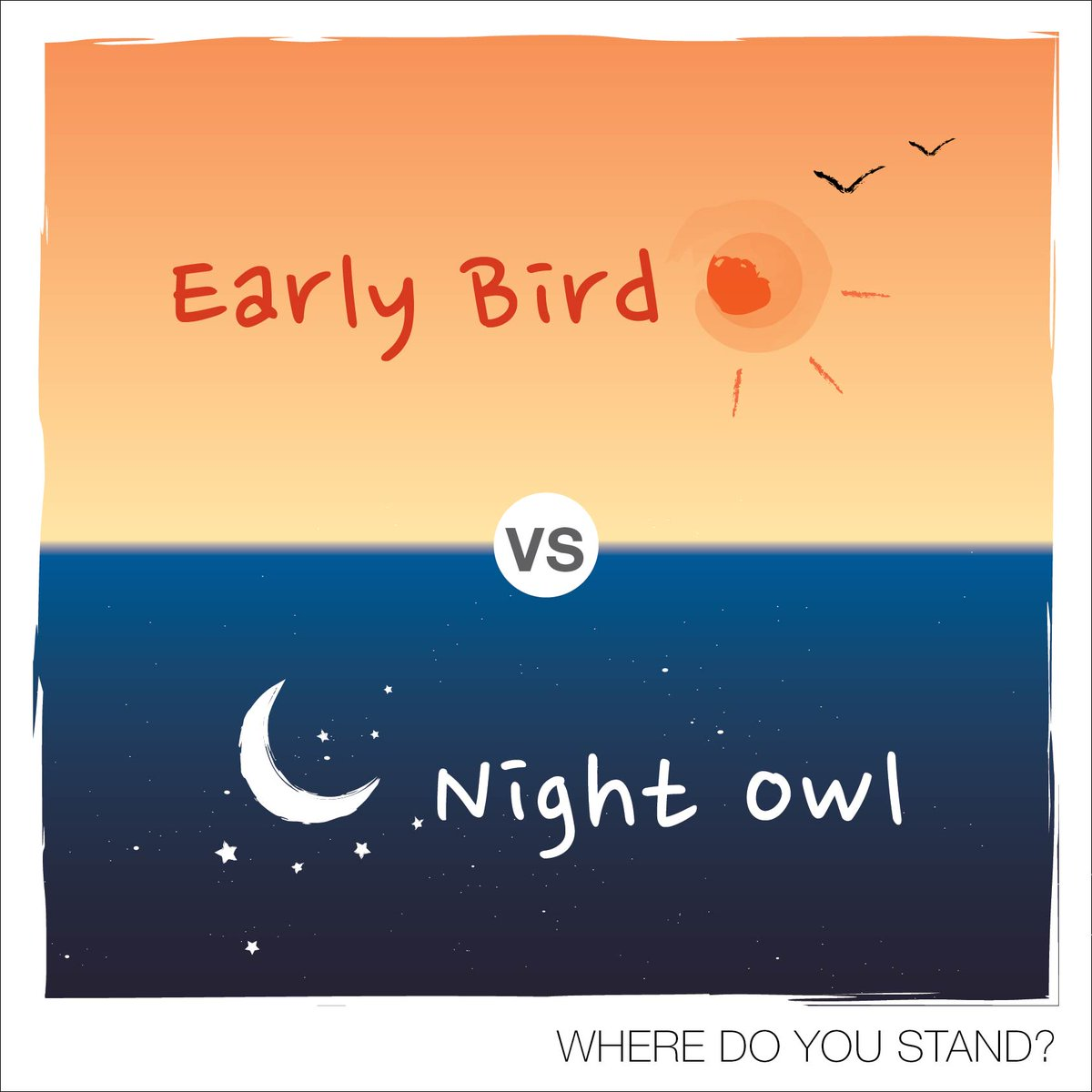 Why be an early bird when you can be a night owl?  Tag your friends or share to prove your point!  #instagood #photooftheday #happy #instadaily #friends #repost #fun #style #smile #food #instalike #travel #igers #tagsforlikes #follow4follow #nofilter #life https://t.co/ZXf627fBiN