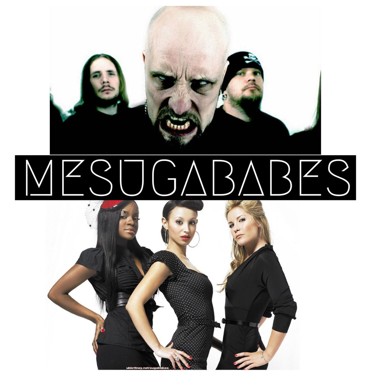 This week's show we finally hear the collaboration that the fans have wanted. The MESUGABABES! #meshuggah #podcast #sugababes #metal #rock #numetal #kerrang https://t.co/bqR8Rl7Ebu