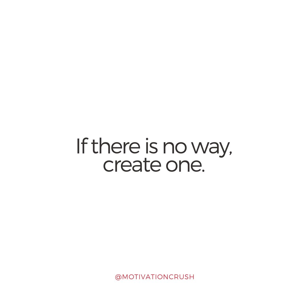 Have no despair because you can always create a way. #motivationcrush #positivity #motivation #positivityquotes #positivityonly #positivityisthekey #positivityfairy #positivityisachoice #positivityalways #positivitydaily https://t.co/Ny3jd84ocM