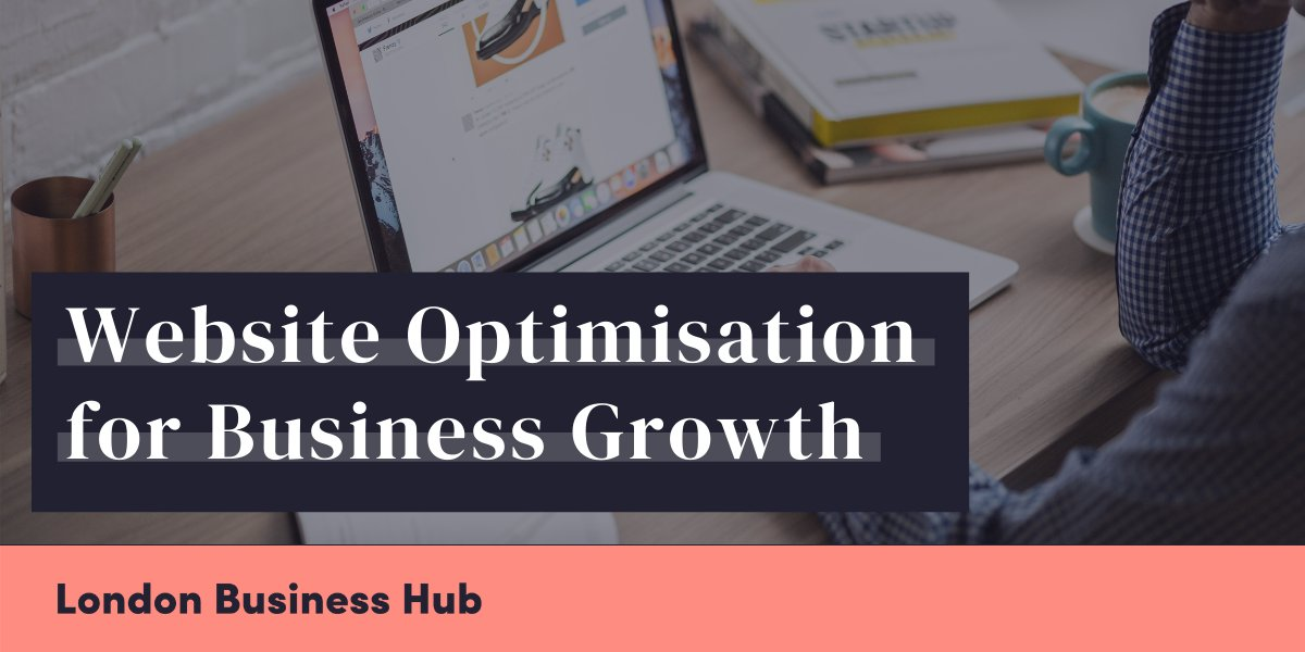 There is still time to join us for our two-part workshop 'Website Optimisation for Business Growth' on Thurs 22 & 29 Oct, 9.30am-4.30pm. Apply at bhttps://www.businesshub.london/resource/covid-19-business-help-series/ https://t.co/eNirKwWL0W