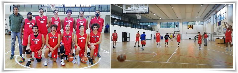 VIRTUS BASKET PSG PRIMA AMICHEVOLE CONTRO FERMO - Prima gara amichevole per la B-CHEM Virtus Basket Porto San Giorgio che ha giocato in trasferta contro il Basket Fermo nella rinnovata palestra di Via Leti, compagine di serie D..... https://t.co/4NjoksixGW https://t.co/fWvcw9vLUA