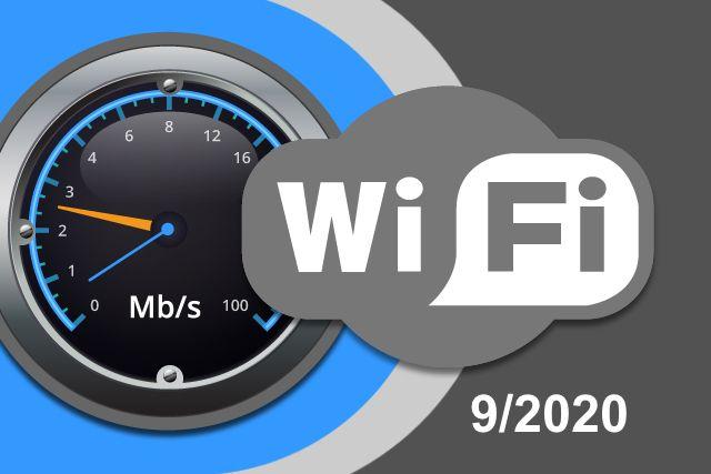 Jaké rychlosti Wi-Fi internetu jsme naměřili minulý měsíc? 📊 Podívejte se na nejnovější statistiky. ⬇️ ⬇️ ⬇️  #dsl #wifi #rychlostinternetu #internet #merenirychlosti  https://t.co/abOY8Jel2Q https://t.co/ArUpRXE5pC