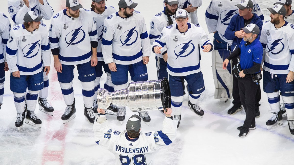 Tampa Bay Teams in 2020:  #GoBolts - Stanley Cup Champions #RaysUp - Entering World Series #GoBucs - 4-2 Record https://t.co/BjmytDj1eN