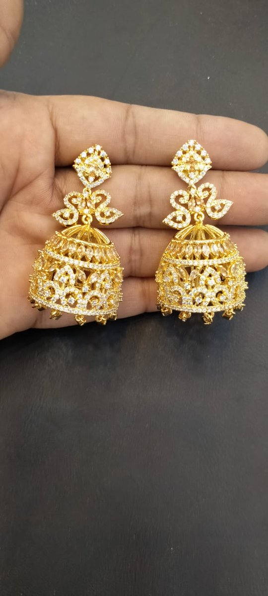 RT @USWebStore1: 2450/- Excluding Delivery  #jewelrytrends #jewelrylovers https://t.co/k3OpOIYCNG