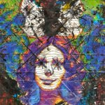 Image for the Tweet beginning: cor facial caneta, tinta óleo, esmalte