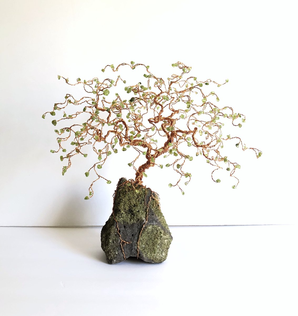 Etsy is now offering installment plans on purchases of $50+! See Etsy for more details! https://t.co/ioA1SPG044 #peridot #greentree #treeart #etsyfinds https://t.co/iXGSEgs0W5