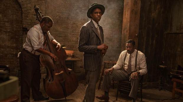 Netflix previews 'Ma Rainey' and Boseman's final performance https://t.co/0kuhf8oD1R https://t.co/Q1WixVL6QW