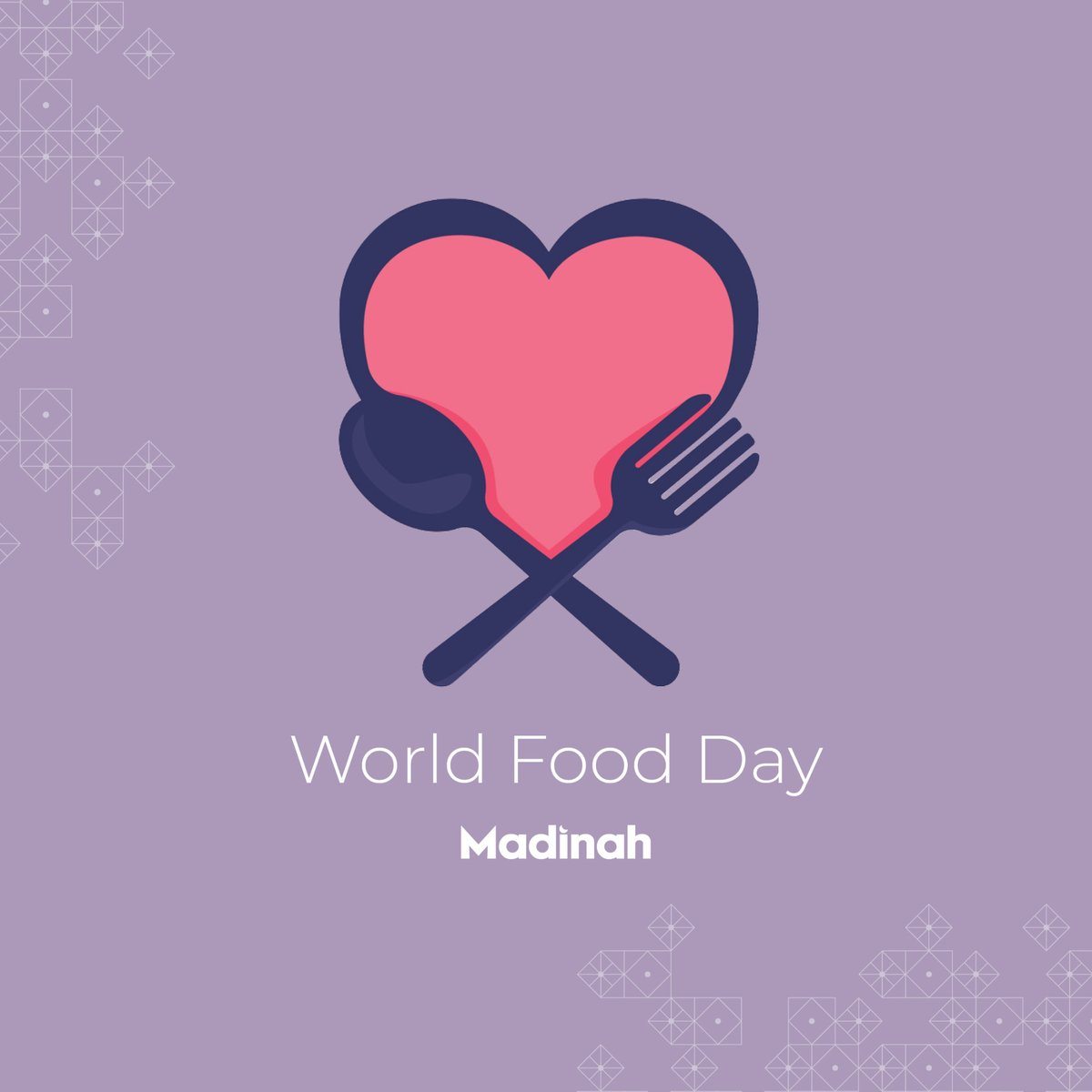 It was World Food Day on Friday. We must look towards the future that we need to build for the better. With our world constantly changing, it's important that we grow, nourish and sustain - together.  -- #madinah #charity #worldfoodday #foodday #world https://t.co/4e7gudYsL5