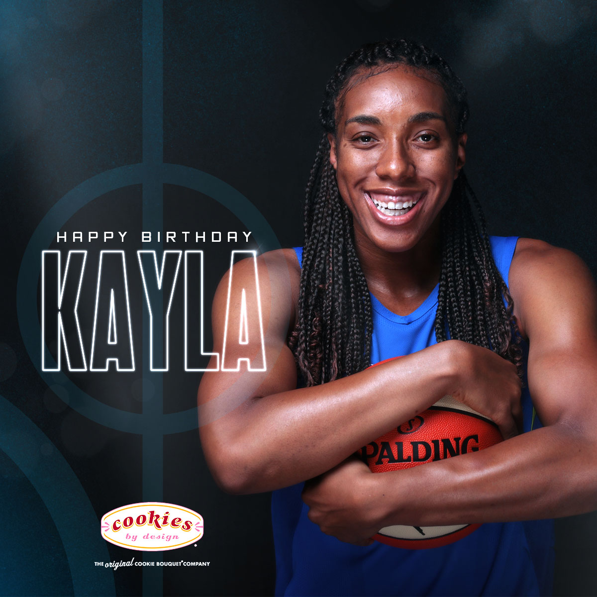 Happy Birthday @KBT_5Blessed! 🥳  Show KT some love with a birthday shoutout! 💙💚  #RISE  #HBD https://t.co/C5lN3mVDdY