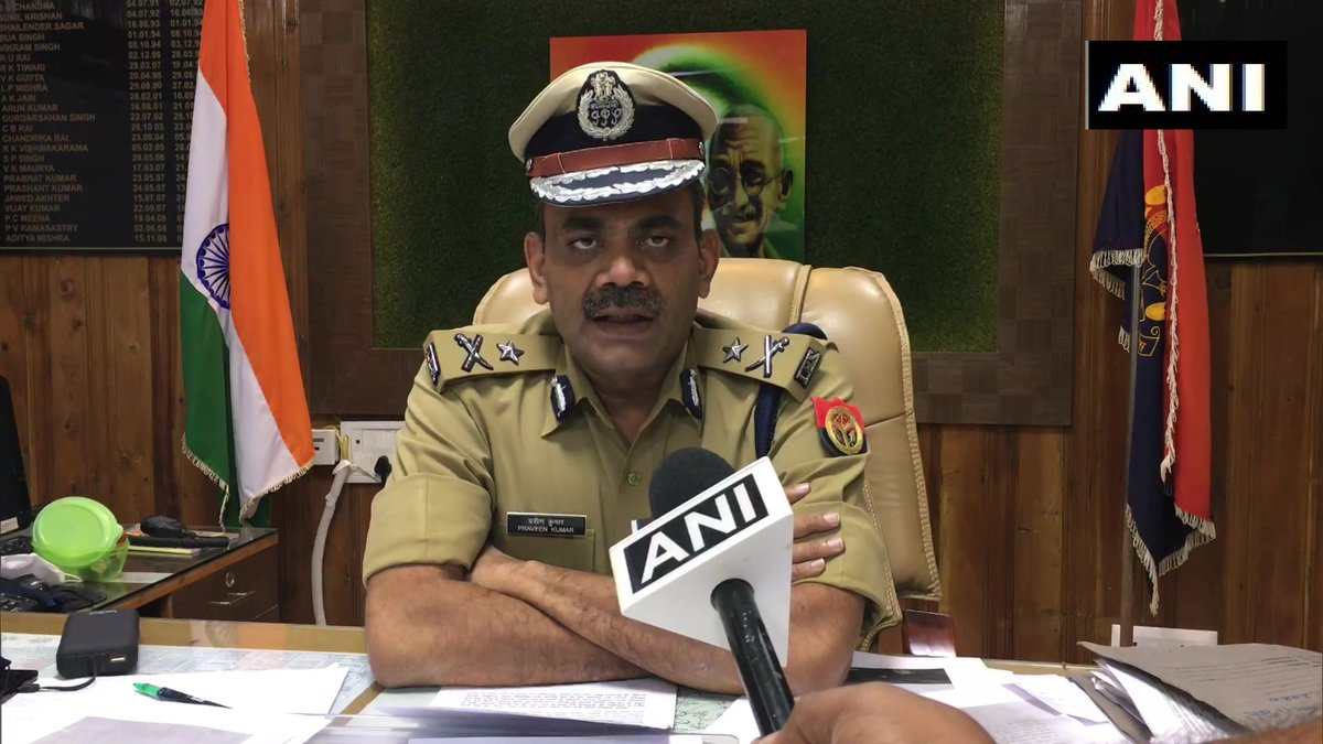 Hapur Police ensured life sentence, within 2 months & 12 days, for a man who had raped a minor girl on 6th Aug, 2020. It was a blind case & she was lured by a bike-borne man. Evidence was collected in a scientific manner. Entire team deserves appreciation: Meerut IG Praveen Kumar