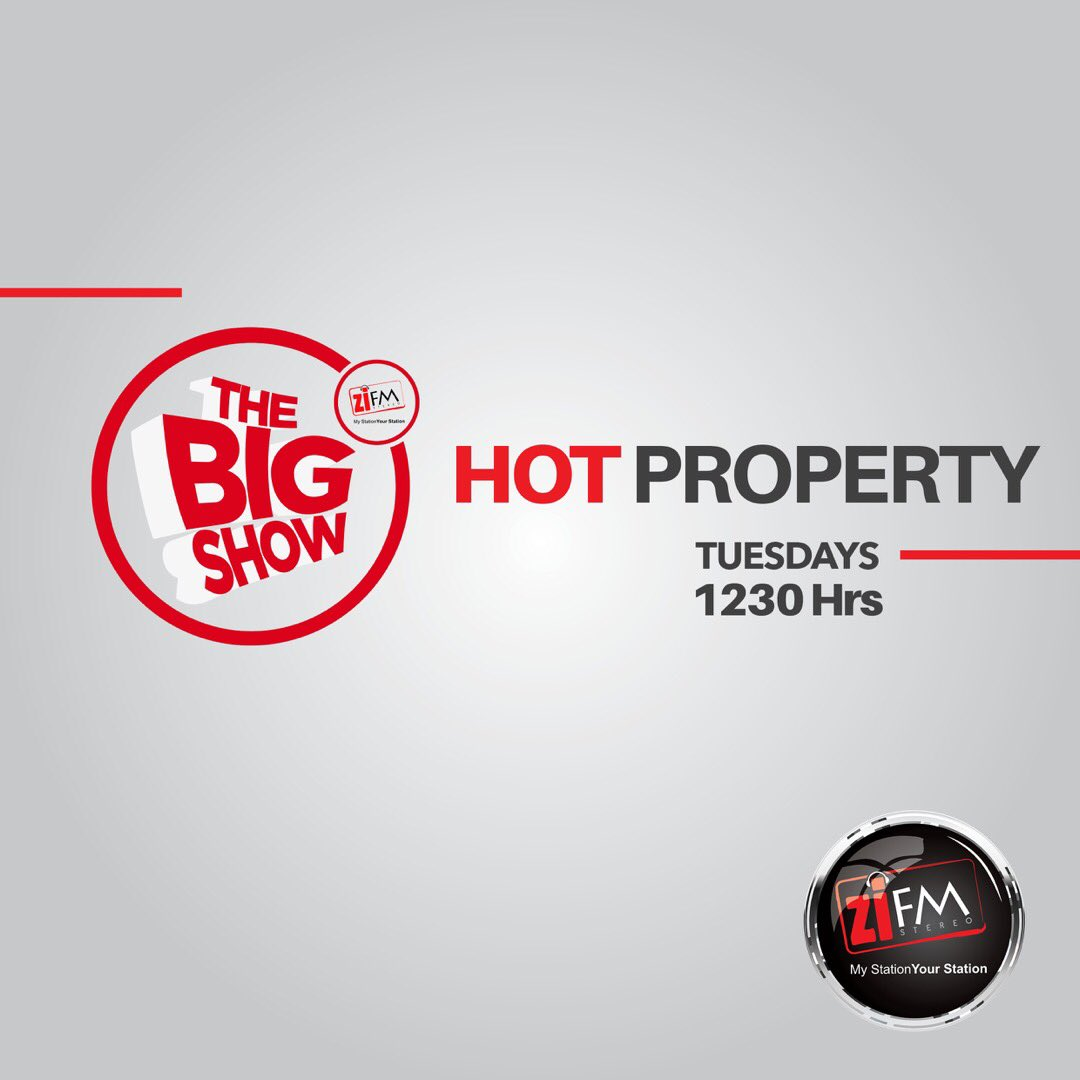 Tune in to #HotProperty with @Amardzw & @KuraChihota on #TheBigShow and find out : How you can own property either as an individual, a trust or as a company! https://t.co/Q7LI1Ooc1X