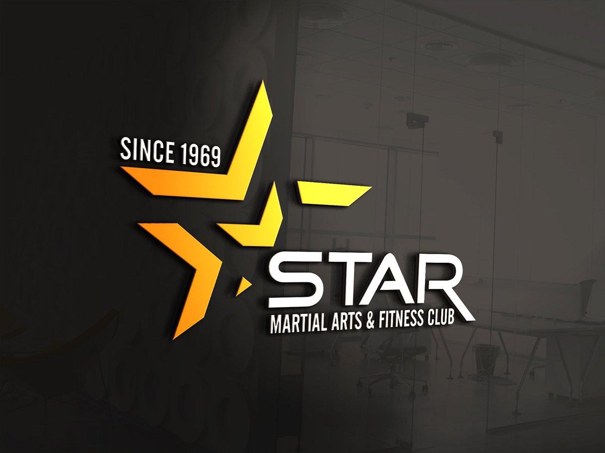 New official Logo of Star Martial Arts & Fitness Club 👊 #muaythai #muaythaiindia #mma #mmatraining #martialarts #kickboxing #mmafighter #boxing #karate #healthylifestyle #fit #fitness #confidence #logo #india #telangana #hyderabad #starmartialartsandfitnessclub #subhanmma https://t.co/iw925vMlHi