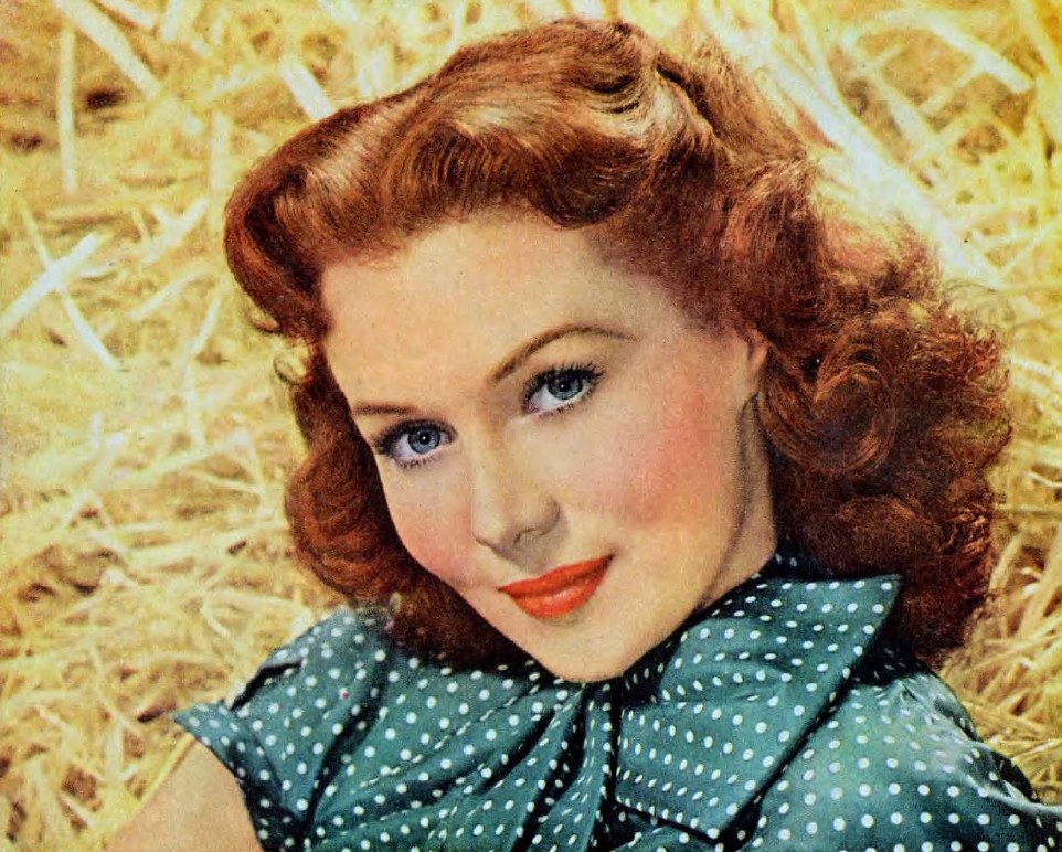 Rhonda Fleming was guessed more than once...I suspect her recent passing may have influenced that, although I can definitely see the resemblance in the eyes https://t.co/7umwLTyAiw