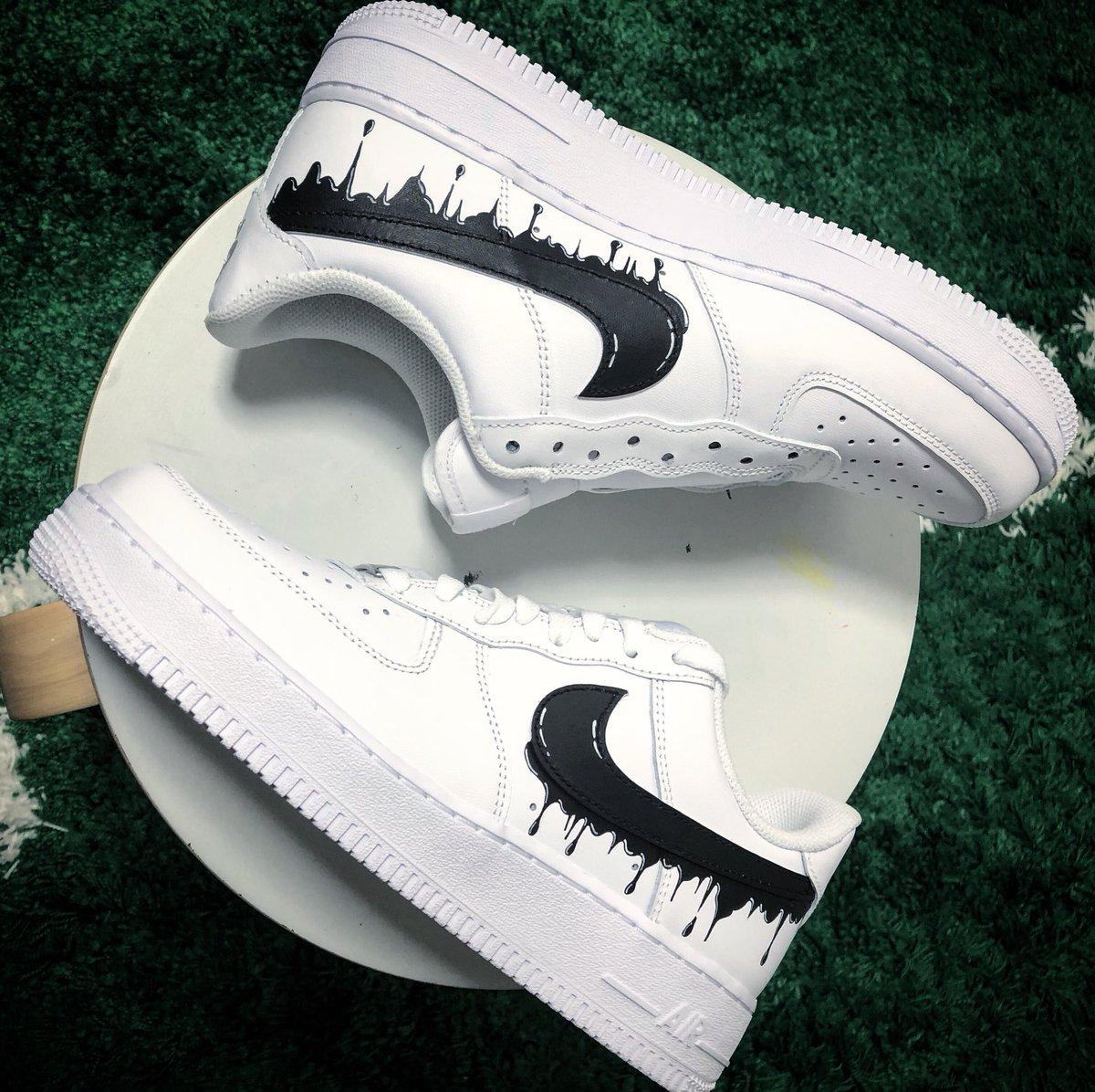 【YouTube】  Custom Air Force 1!👟🎨 (Dripping) 🤙https://t.co/GYPdfuiubJ🤙  近日新しい動画を公開予定です!!  #YouTube #sneaker #snkrs #sneakercustom #スニーカーカスタム #AirJordan1 #NIKE #airforce1 https://t.co/05284tlSJn