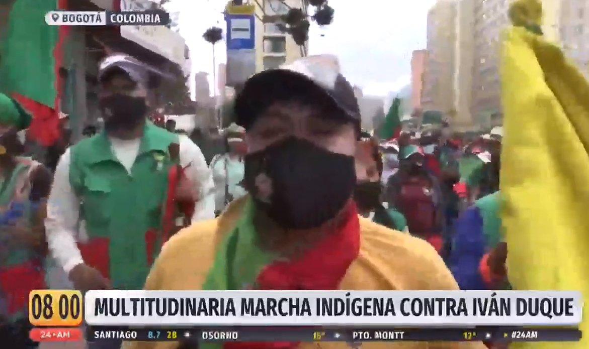 #ENVIVO Revisamos las noticias internacionales junto a @andreaaguilarc #24AM   📡 Sigue la señal en vivo #24Play ➡ https://t.co/mi3yDUstrf        🔺 Señal de YouTube en vivo ➡ https://t.co/nVZEDgaie7 https://t.co/1enaGfMx9V