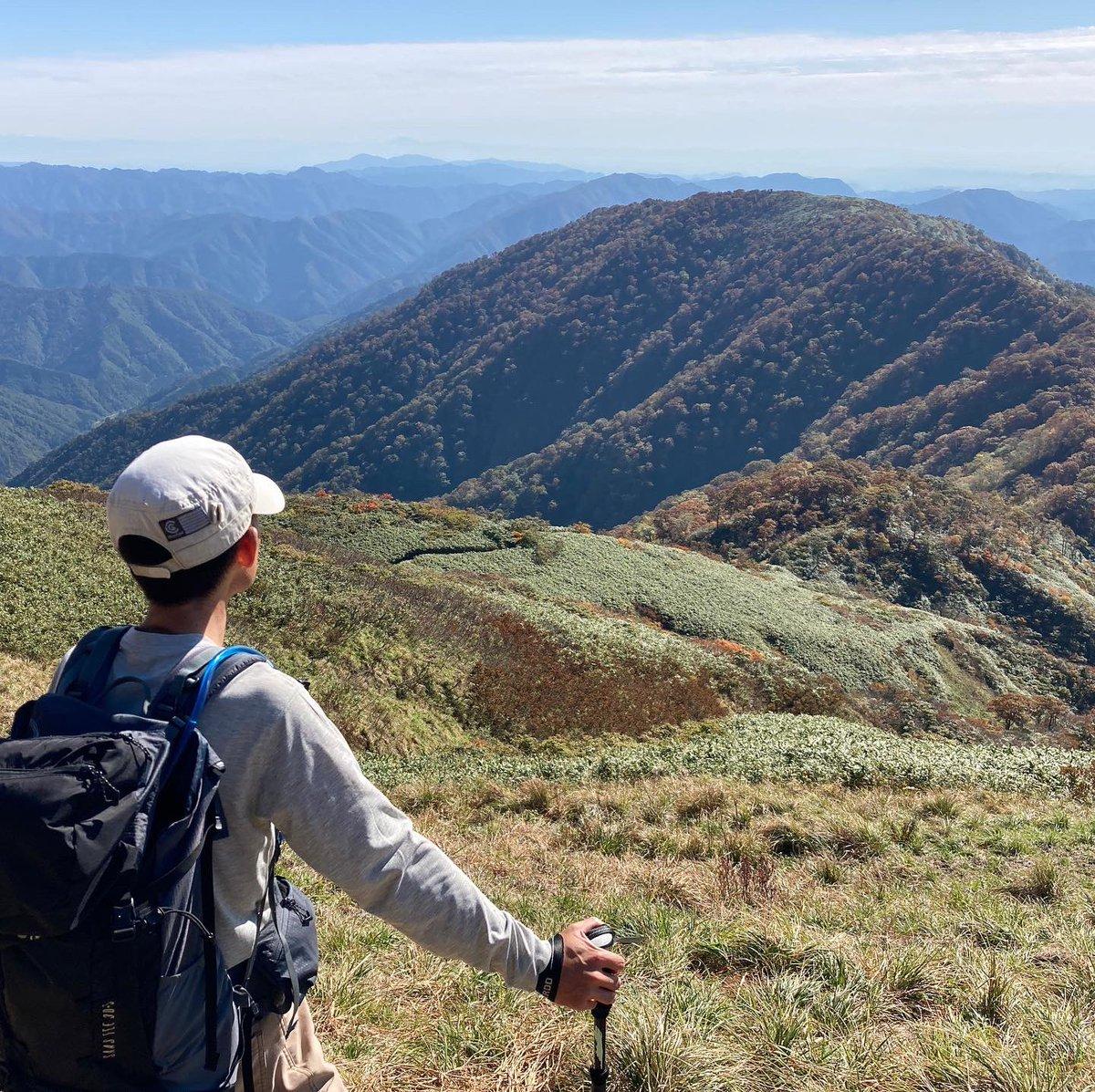 紅葉を求めて、能郷白山に行きました。少し色づいていましたが、1週間早かったです! #登山 #登山好き #紅葉登山 #登山記me #登山步道  #登山が好き  #登山男子  #登山道 #登山大好き  #能郷白山 #紅葉🍁  #登山記録  #登山日和  #登山写真  #登山初心者  #登山すきな人と繋がりたい https://t.co/8HACE5mcUi