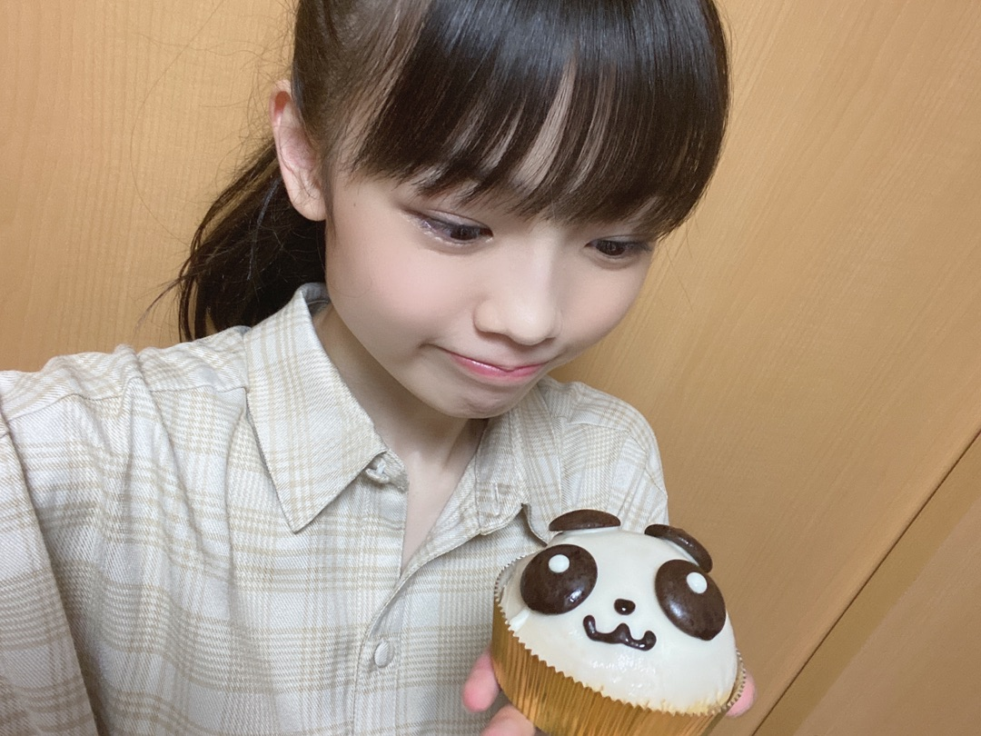 【15期 Blog】 No.462 パンダさんスイーツ 山﨑愛生: 皆さん、こんにちは!モーニング娘。'20…  #morningmusume20 #ハロプロ