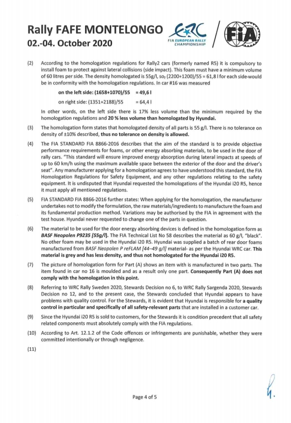 ERC: Rally Fafe Montelongo [2-4 Octubre] - Página 6 EkxKw7RXIAASTQo?format=jpg&name=large