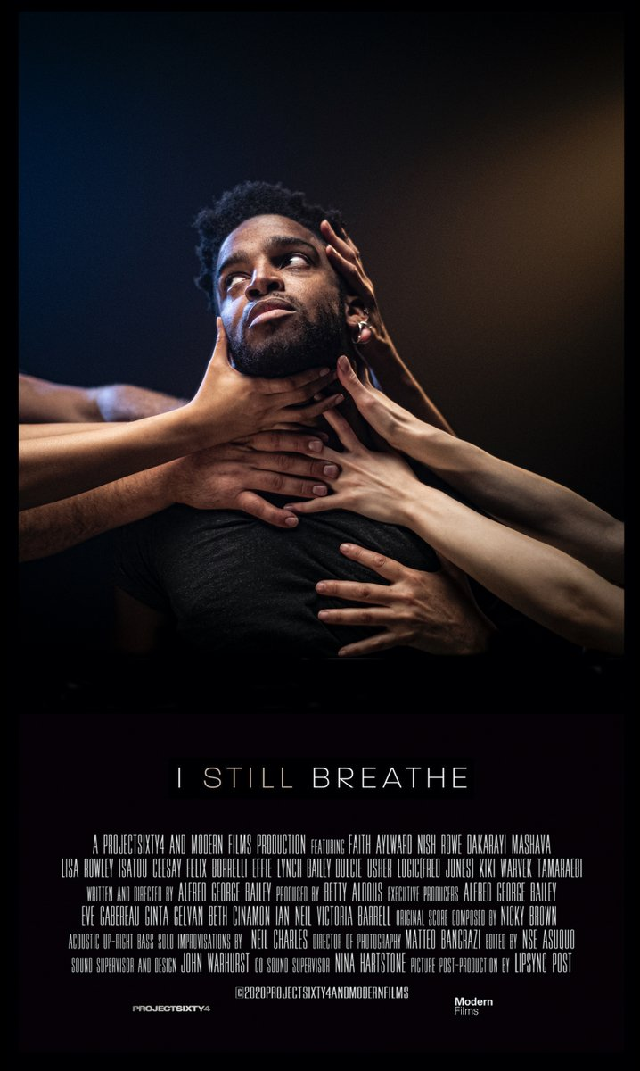 """""""I STILL BREATHE""""   #BLM has echoed around the world.   But what will happen now? Will power and privilege continue to turn a blind eye?   Or will the new generation come together to right the wrongs of the past to bring in a new era of hope for the future?   Sunday on @SkyArts https://t.co/pDuRZzt89i"""