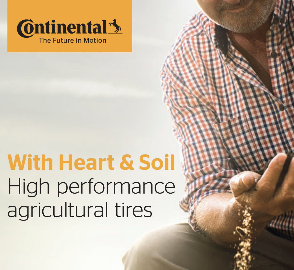 Harm-Hendrik Lange: Agriculture Tires Field Engineer Continental discusses their offering of both rubber track and tires for a complete agriculture solution.  https://t.co/SFgcmGbGot . #tires #ag #farm #crop #tractortuesday Continental Tire https://t.co/0dInVg43HF