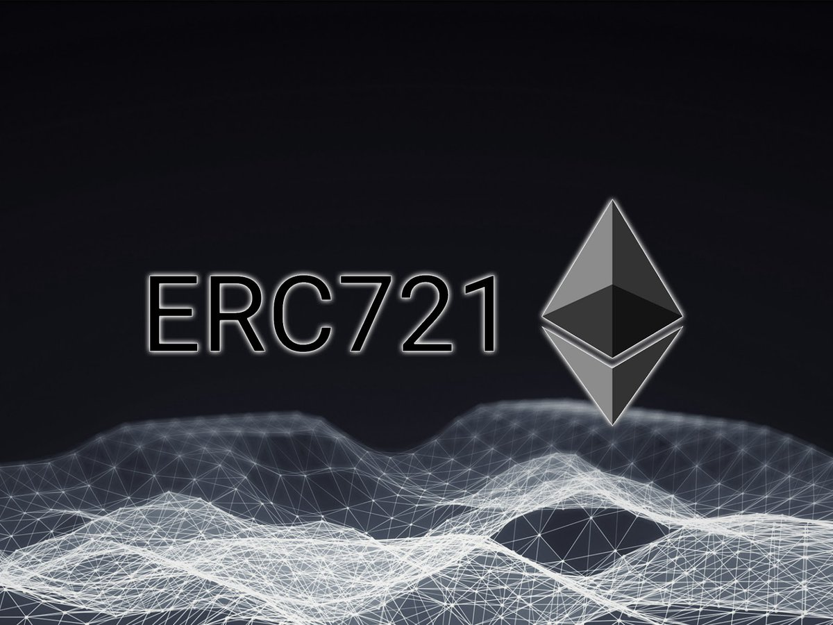 2/ In short: What is NFT? NFT tokens are diverse and unique from other tokens. You can link digital collectibles or gaming objects to these NFT ERC721 tokens on the Ethereum blockchain.