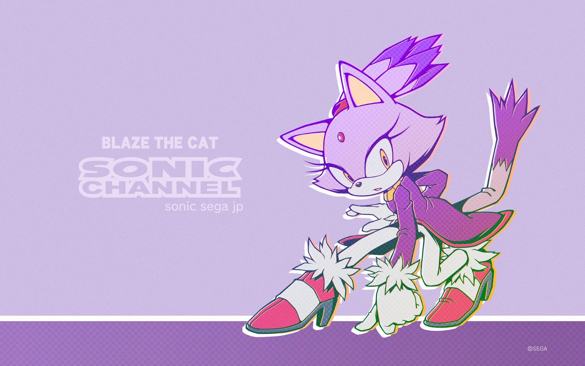 Nowe grafiki od Sonic Channel na miesiąc listopad