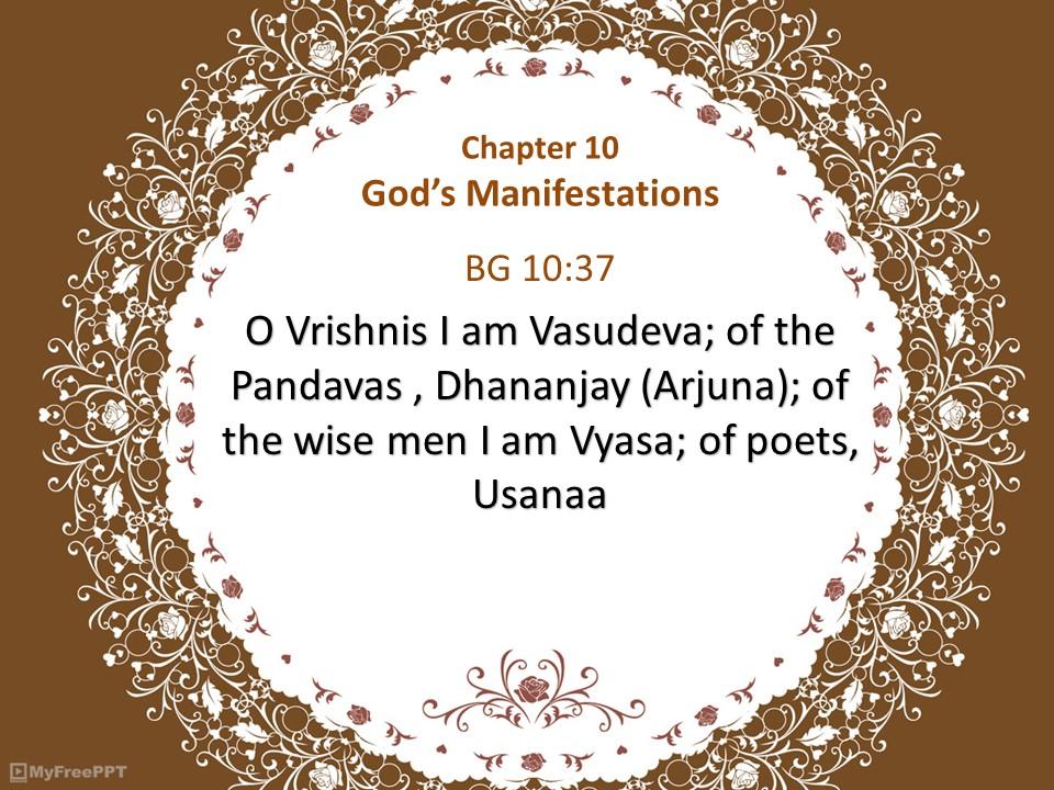BG 10:37 #BhagvadGita #happiness #spirituality #India #peace #culture #spiritual #spiritualAwakening #life #wisdom #mindfulness #yoga  #awakening #consciousness #soul #faith #motivation #inspiration #believe #enlightenment #energy #quotes https://t.co/8SfTORqDzr