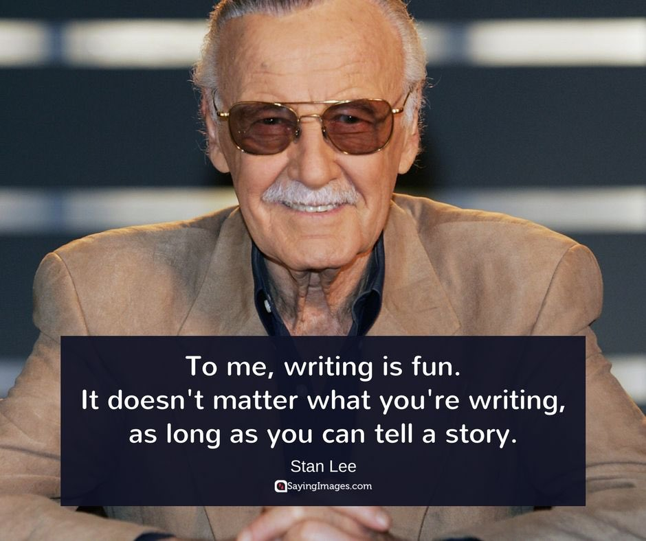 Stan Lee writers quote #authors #authorsofinstagram #writers #author #writersofinstagram #books #writer #bookstagram #writing #writerscommunity #authorlife #writingcommunity #writerslife #writersofig #amwriting #love #reading #book #booklover #poetry #authorsofig #quotes https://t.co/fP0SKlfD49